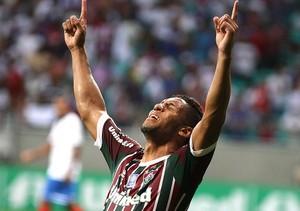 samuel fluminense gol vs bahia (Foto: Nelson Perez / FluminenseFC)