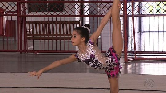 Com apenas 5 anos, sergipana retorna à Aracaju com aprovação na GA do Fla