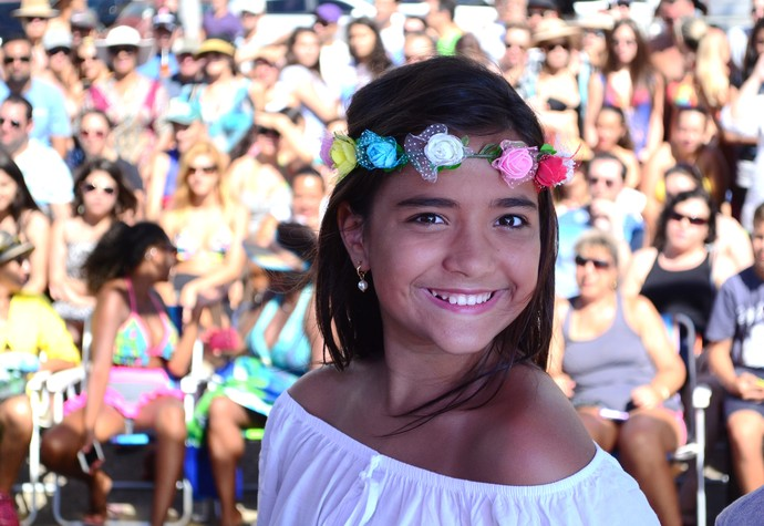 mistura com rodaika maria alice the voice kids (Foto: Antonio Carlos De Marchi/RBS TV)