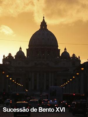 Cardeais dão início a conclave  que vai escolher o novo Papa (REUTERS)