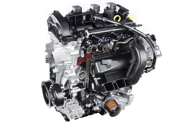 Ford revela motor 1.5 flex de três cilindros (Foto: Divulgação)