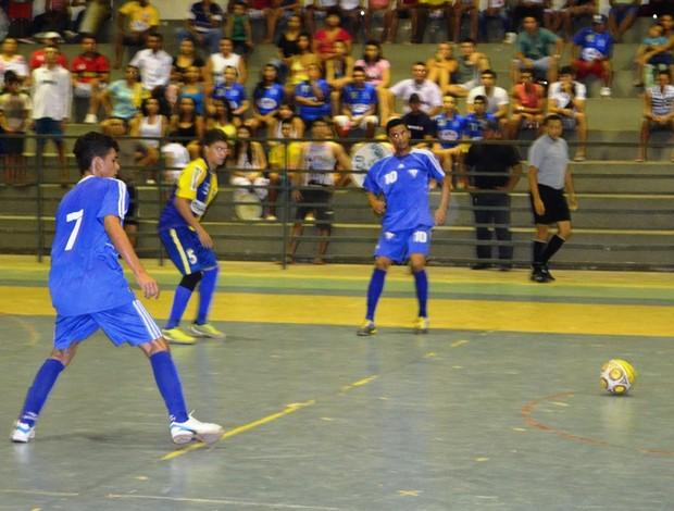 Vivaz vence Extremo Norte por 3 a 0 e fica com o título do Estadual Sub-17 (Foto: Rodrigo Litaif)