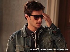 Martin está decidido a reconquistar a ex-namorada (Foto: Malhação / TV Globo)