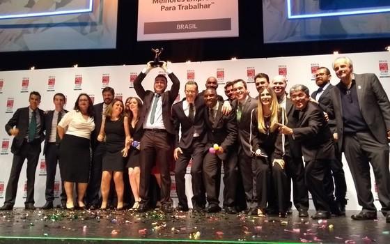 A Elektro foi a vencedora na categoria Grandes na lista das melhores empresas para trabalhar de 2017, divulgada por ÉPOCA e pelo Great Place to Work (Foto: ÉPOCA)