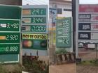 Gasolina aumenta pela 2ª vez em menos de um mês em Macapá
