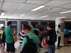 Clientes enfrentam filas no CE no 1º dia após fim da greve nos bancos