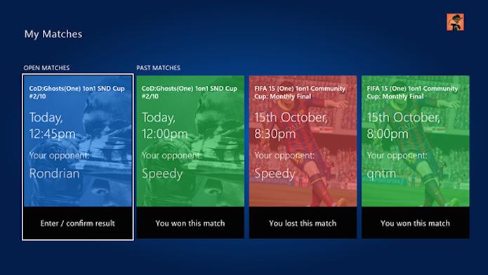 Xbox One: novo app da ESL reúne campeonatos de diversos games (Foto: Reprodução)