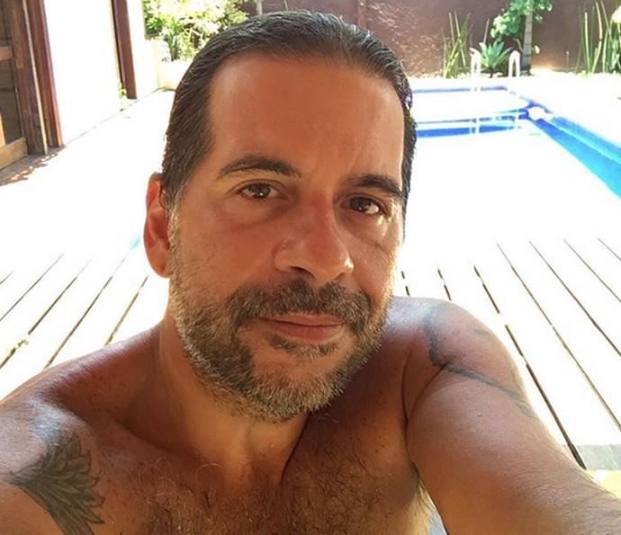 Leandro Hassum (Foto: Arquivo pessoal)