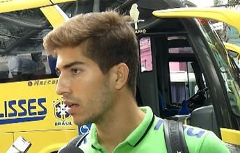 Sporting deve vencer disputa com  o Porto pelo volante Lucas Silva