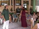 Escritores paraenses fazem projeto cultural em asilos de Belém