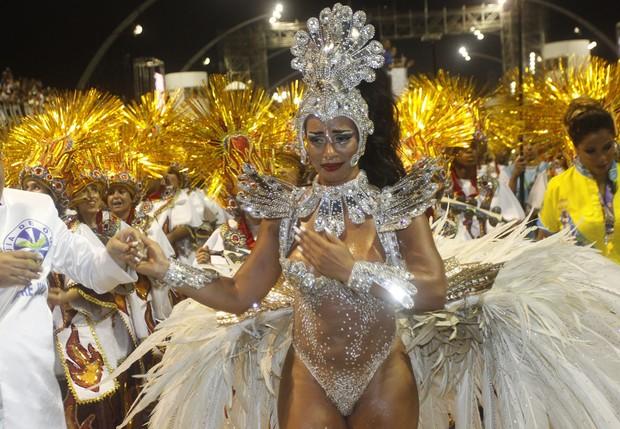 Cinthia Santos (Foto: Celso Tavares / Ego)