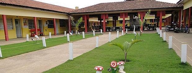Melhor nota no Ideb, escola investe em projetos (Foto: /Divulgação/ Arquivo Escola Luiza Nunes Bezerra)