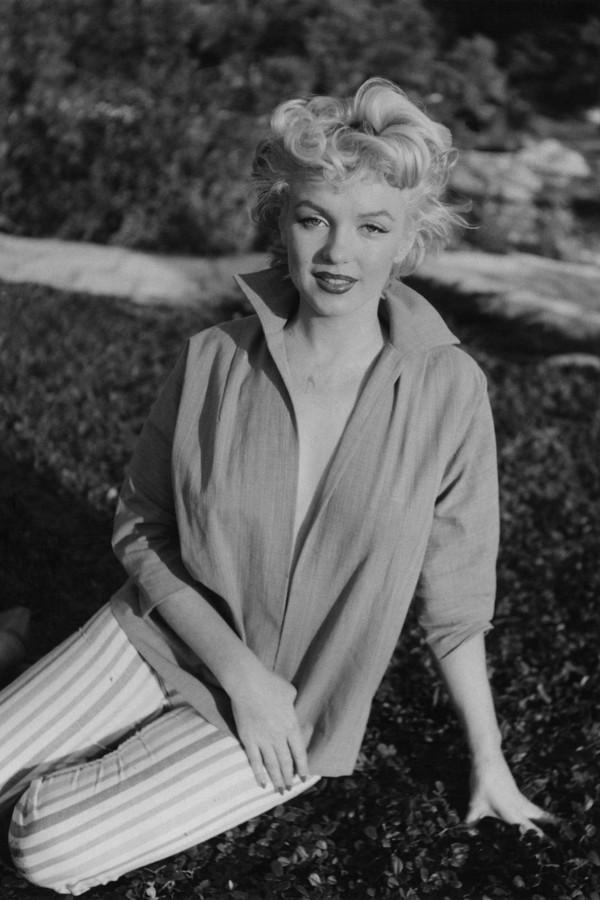 Marilyn Monroe também casou muito jovem (Foto: Getty Images)