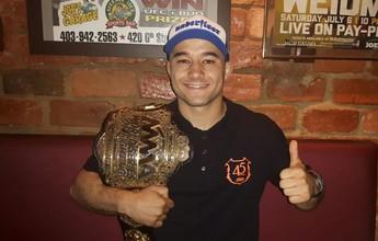 Empresário quer Marlon Moraes no UFC e estreia contra Jimmie Rivera
