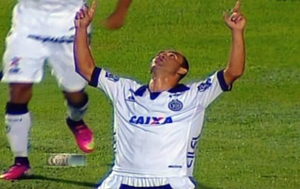ASA desencanta e consegue sua primeira vitória na Série B (Foto: Premiere FC)