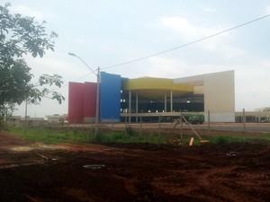 Hospital Regional em Piracicaba (Foto: Edijan Del Santo/EPTV)