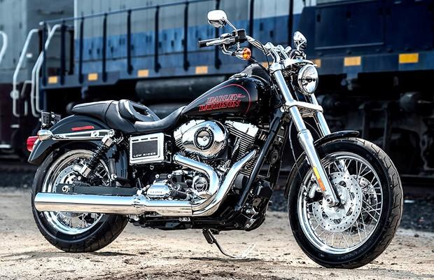 Harley Davidson Low Rider (Foto: Divulgação)