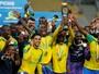 Brasileiro campeão africano descarta magia negra e sonha pegar o Real