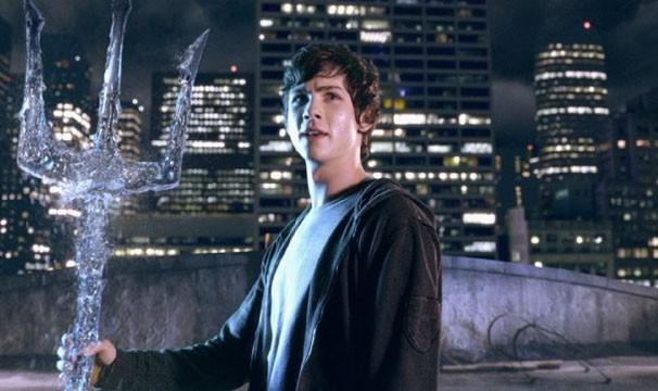 """""""Percy Jackson e o Ladrão de Raios"""" é a adaptação do livro """"Ladrão de Raios"""", de Rick Riordan (Foto: Divulgação / Reprodução)"""