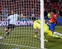 """Higuaín e Vargas fazem o duelo dos goleadores """"duas caras"""" na decisão"""