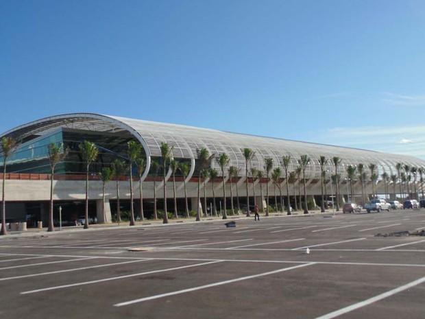 Novo terminal entra em operação neste sábado (31) (Foto: Fernanda Zauli/G1)