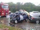 Três morrem e criança fica em estado grave após acidente na BR-101, no RJ