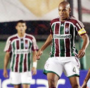 Luiz Alberto, Fluminense Libertadores 2008 (Foto: Photocamera)