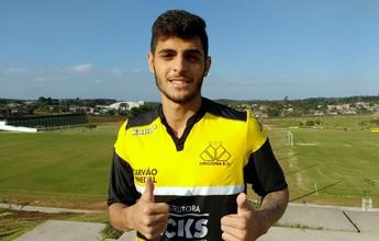 Recuperado de lesão, Gabriel Leite chega ao Criciúma e mira o acesso