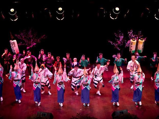 Grupo Himawari Taiko é atração no São Carlos Matsuri (Foto: Divulgação/ Prefeitura de São Carlos)