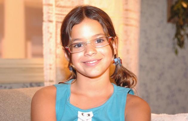"""Antes de """"Salve Jorge"""", Bruna já havia interpretado uma Lurdinha: em """"Cobras & lagartos""""/ (Foto: Divulgação/TV Globo)"""