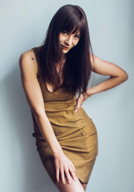Carolina também está no elenco de duas séries: uma que estreia este mês e outra que vai ao ar em 2018  (Foto: André Giorgi)