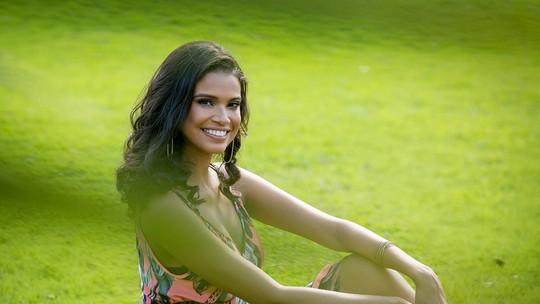 Aline Dias comenta gravidez e planeja parto normal: 'Sonho sempre foi ser mãe'