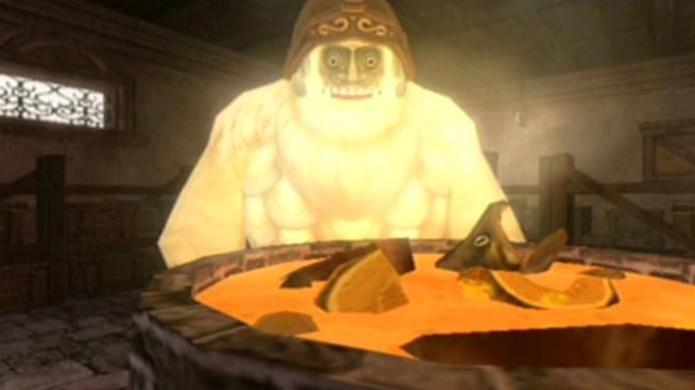Snowpeak Ruins conta uma história bonita e inusitada em The Legend of Zelda: Twilight Princess (Foto: Reprodução/Zeldapedia)