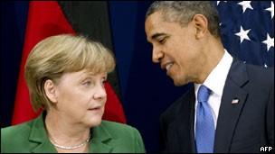 Angela Merkel, da Alemanha, já confirmou que não vem. Já o presidente dos EUA, Barack Obama, ainda não se posicionou a respeito. (Foto: AFP/BBC)