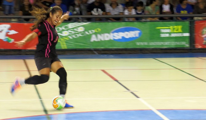 João Adôrno Vassão Intellectus Copa TV Tribuna de Futsal Escolar (Foto: Bruno Gutierrez)