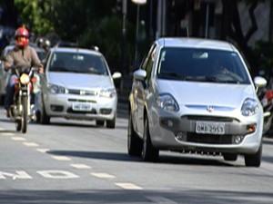 furto roubo carros motos divinópolis (Foto: Reprodução/TV Integração)