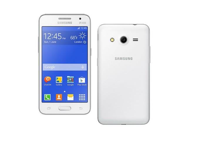 Por cerca de R$ 500, Galaxy Core Duos oferece tela 4,5 polegadas, dual chip e câmera frontal