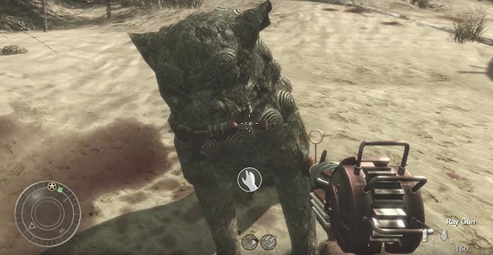Call of Duty de época conta com arma futurista (Foto: Reprodução/YouTube)