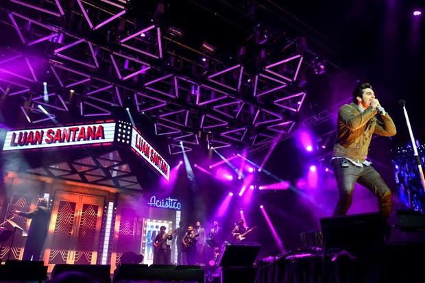 Luan Santana (Foto: Araújo, Caio Duran e Eduardo Martins/ Azzi Agency)
