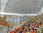 Sem energia na Arena Sorocaba, time de Falcão fica sem local para treinar