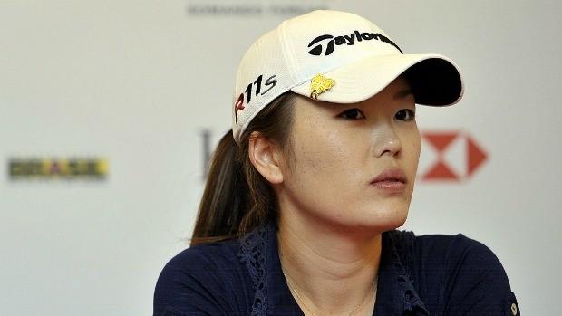 Angela Park golfe (Foto: AGIF/Divulgação)
