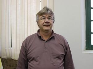 Secretário estava no cargo desde 2013 (Foto: Bertoldo Kirchner Weber/Prefeitura de São Ludgero )