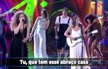 Anavitória canta Trevo no Domingão