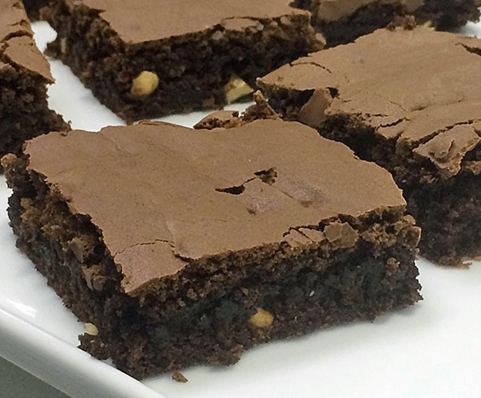 Brownie tradicional (Foto: Gshow)