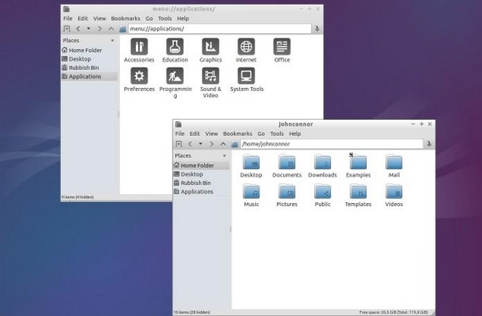 Lubunto, versão leve do Ubuntu para dispositivos com baixas especificações (Foto: Divulgação/Lubuntu)