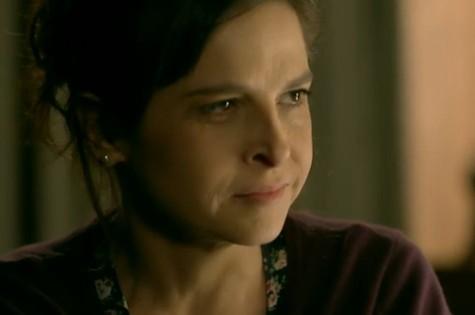 Drica Moraes como a vilã Cora de 'Império' (Foto: TV Globo)