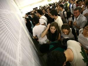 Unesp aplica a partir deste domingo a segunda fase do vestibular 2013 (Foto: Unesp/Divulgação)
