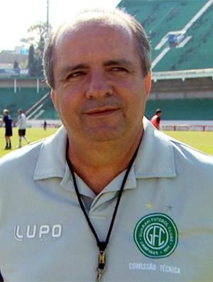 Vadão, técnico do Guarani (Foto: Márcio de Campos / EPTV)