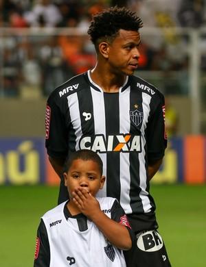 Edcarlos, zagueiro do Atlético-MG (Foto: Bruno Cantini / Atlético-MG)
