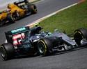 Nico volta a mandar e lidera Mercedes no 3º treino em Barcelona; Massa é 12º